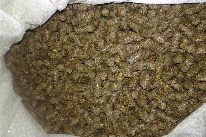 Other planting and seeding Mopani Wildspille / Mopani Gaming pellets 40kg Planting and seeding