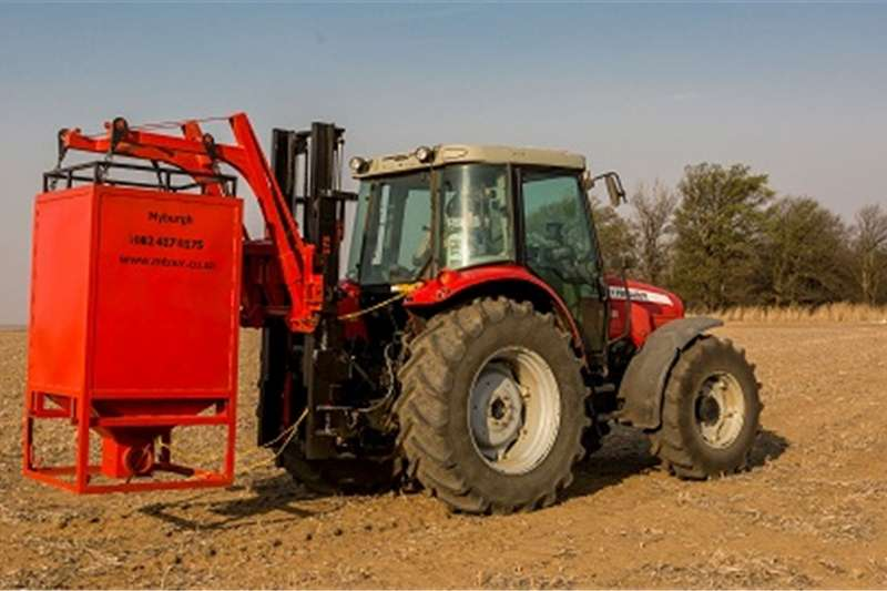 Other planting and seeding Planter Volmaak Stelsel   Myburgh Toerusting Planting and seeding