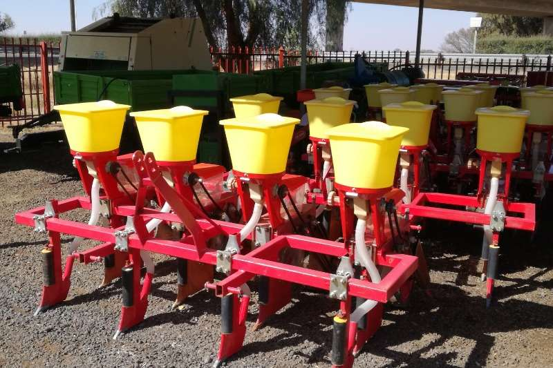 4 Row Maize Planter Row Units Planting And Seeding For Sale In