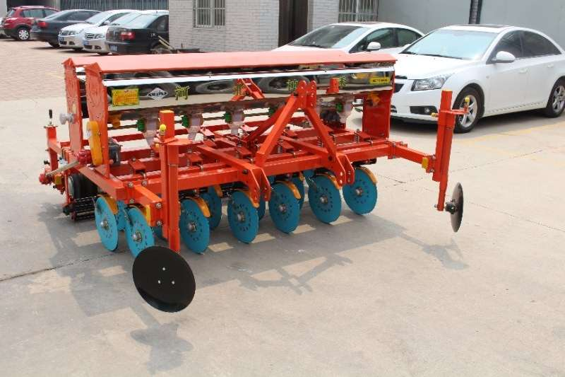 Row units Fine Seed Planter Planting and seeding