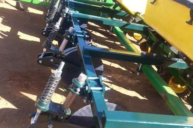 Planting and Seeding Row Units New No Till units conversionsfor any Planters 2017