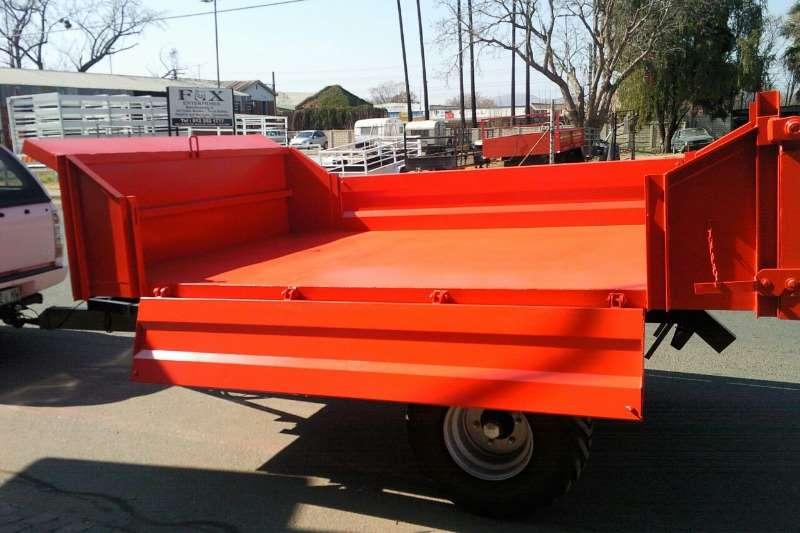 Platinum Farm trailer Agricultural trailers