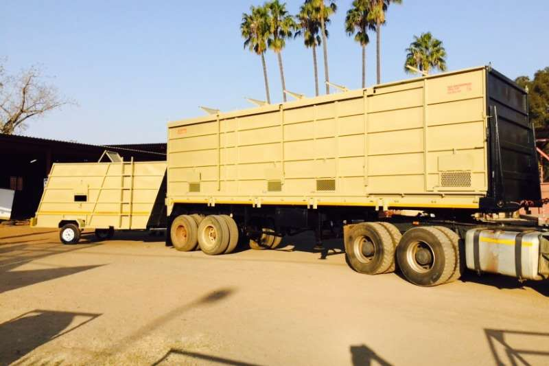 Platinum Livestock trailers Game truck body Agricultural trailers