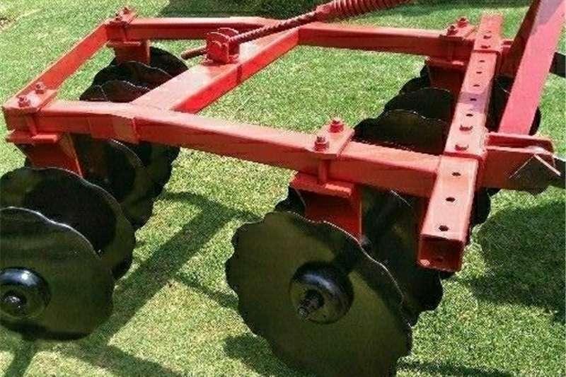 Disc harrows disc offset 14skottel 2way Ploughs