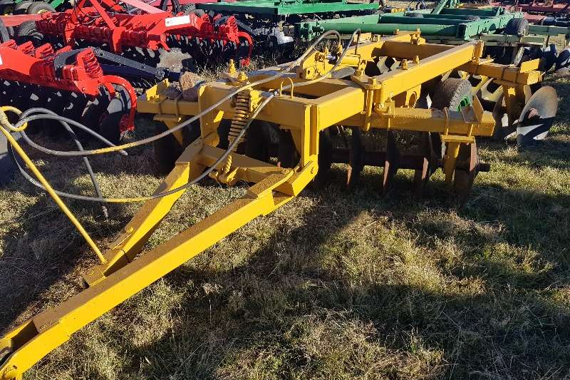Disc harrows Hydraulic 20 disc Harrow Ploughs