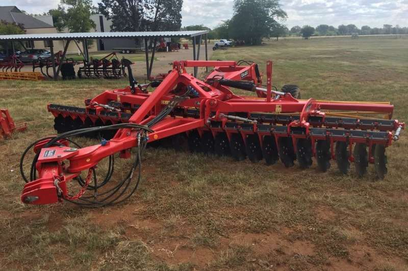 Ploughs Disc Harrows ILGI 6 meter Aragon Compact Disc Harrow