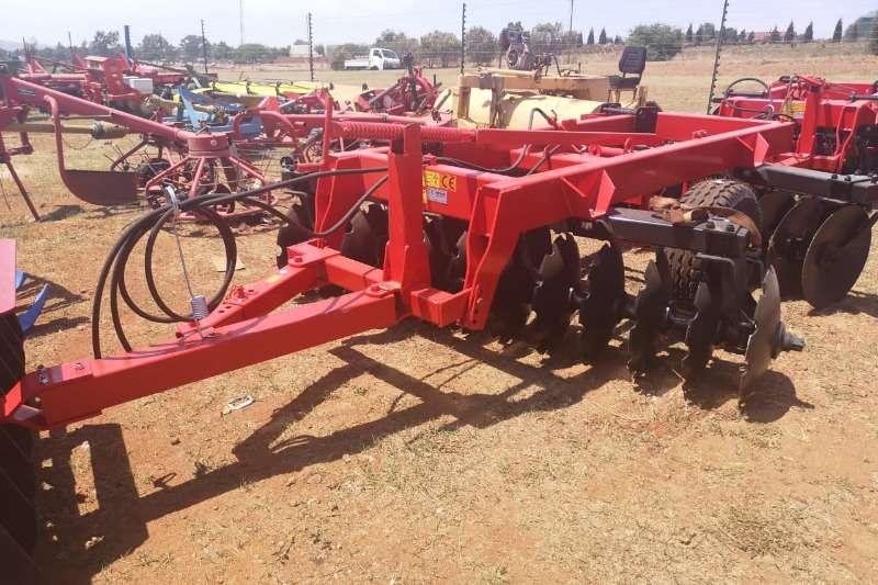 Disc harrows New Agrional 24 Disc Harrow Ploughs
