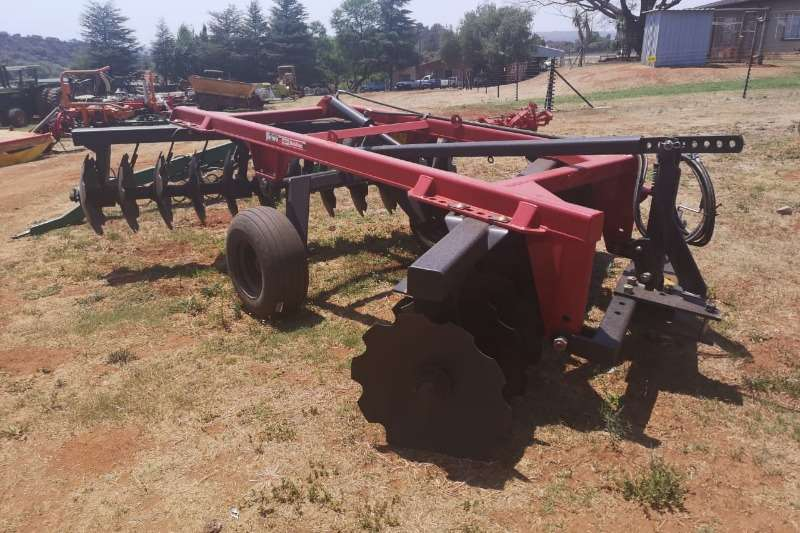 Disc harrows New Baldan 28 Disc Harrow Ploughs