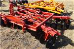 Ploughs Disc harrows red lift disc harrow