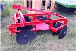 Ploughs Disc ploughs 12 Skottel pto dubble disc