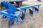 Ploughs Disc ploughs 4 Skaar ploeg
