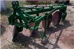 Ploughs Disc ploughs 4 SKOTTEL  JOHN DEERE PLOEG
