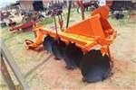 Ploughs Disc ploughs 4 skottel ploeg
