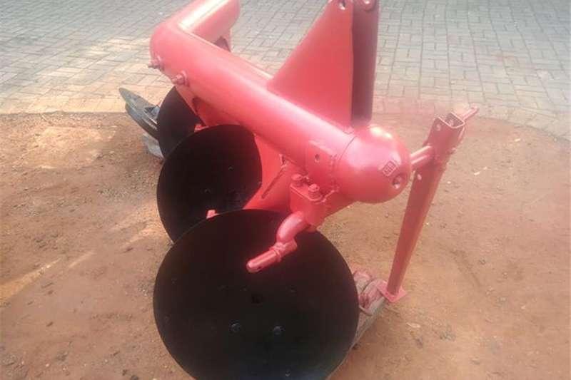 Disc ploughs Massey Ferguson 3 Skaar Skottel Ploeg Ploughs