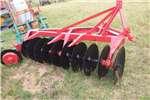 Ploughs Disc ploughs One way dis 10 Skottels