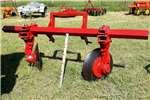Ploughs Disc ploughs Verstelbare Ridger