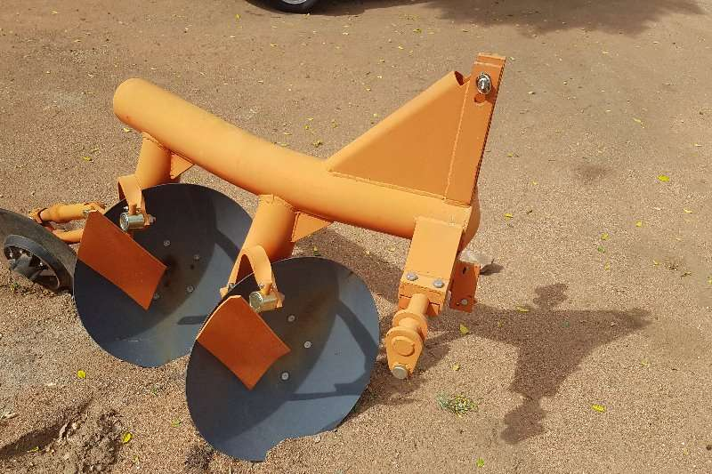 Ploughs Other 2  Disc Plough 2012