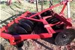 Ploughs Other ploughs 14 Skottel pto dubble disc