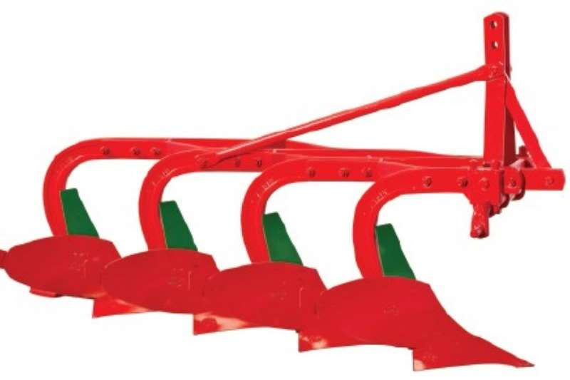 Ploughs Other Ploughs 4 Furrow 14 Inch 2018