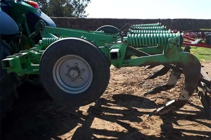 Other ploughs 7 Tand Agrico Bleitelploeg met Roller Ploughs