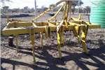Ploughs Other ploughs 7 Tand swaardiens ripper met roller