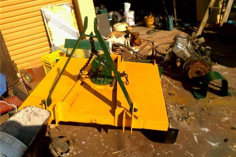 Other ploughs slasher Ploughs