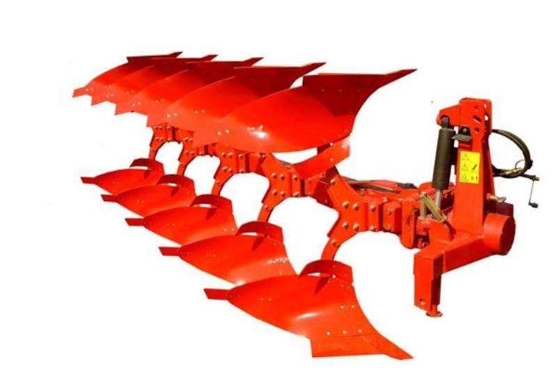 Reversible ploughs 5 Furrow 16 Inch Ploughs