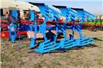 Ploughs Reversible ploughs Hydraulic 3 Furrow Reversible Plough