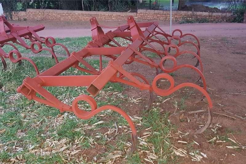 Subsoiling ploughs Skoffel Ploughs