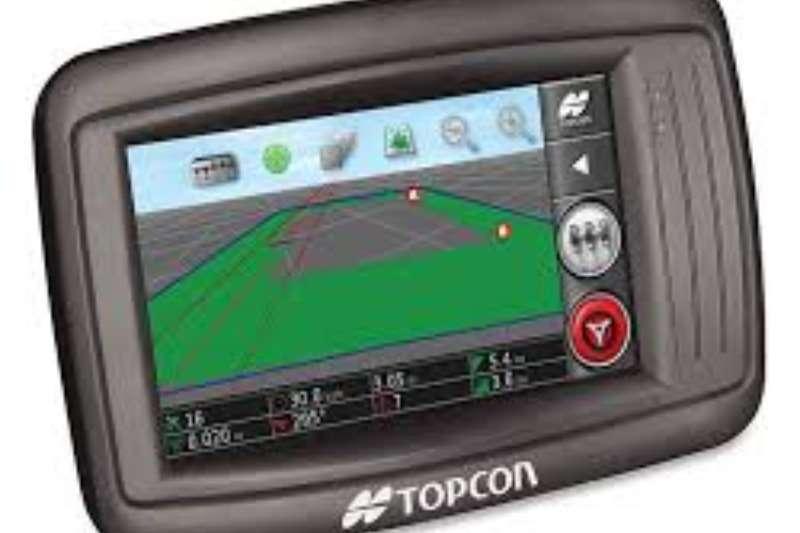 导航和导航Topcon X14精密农业