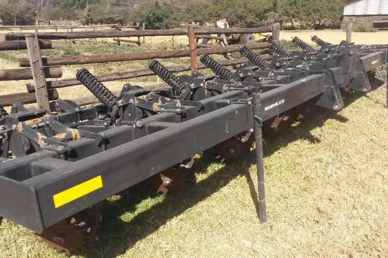 Remlinger 8 ry Striptiller Precision farming