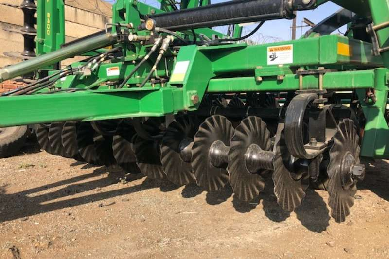 Turbo Till 24 ft Precision farming