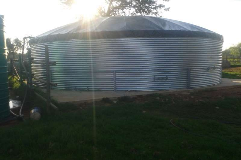 Precision Farming Water Management GROND-, GRAAN-, MAASDRAAD- EN SOLAR DAMME 0
