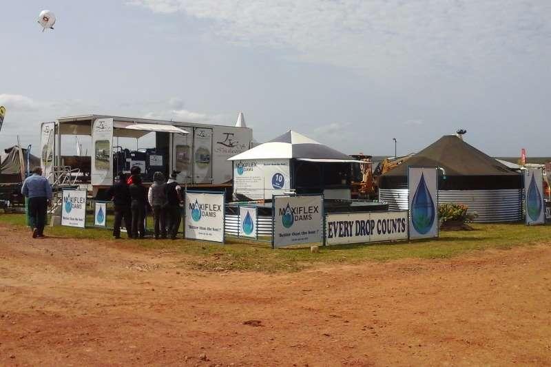 Water management GROND , GRAAN , MAASDRAAD  EN SOLAR DAMME Precision farming
