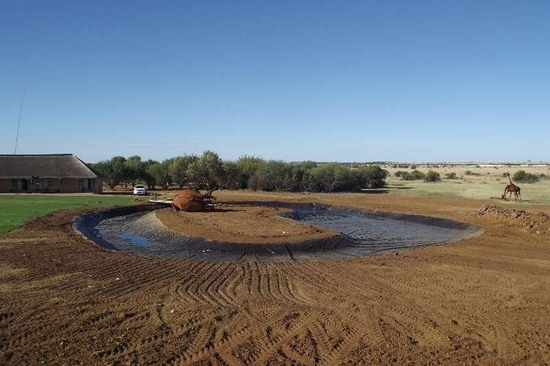 Water management MAXIFLEX GRONDDAMME Precision farming