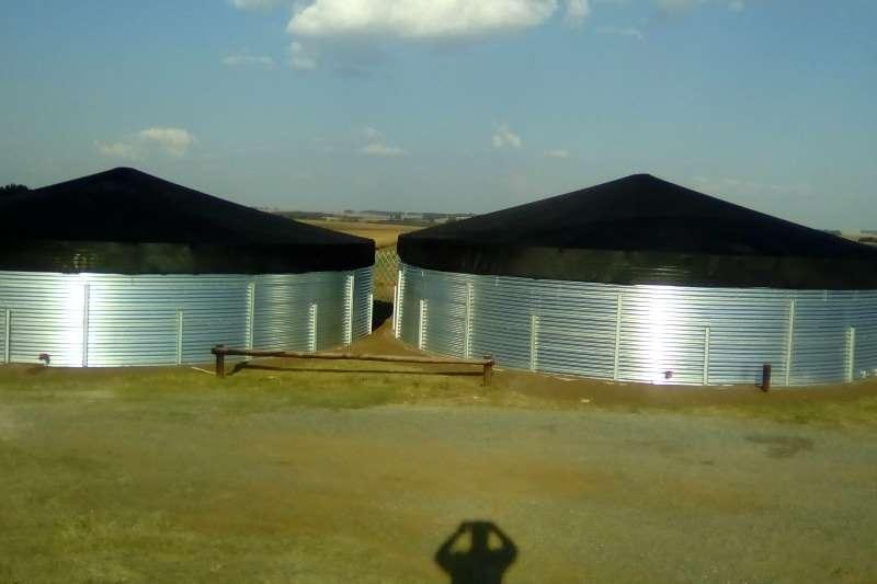 Precision Farming Water Management MAXIFLEX PANEEL DAMME GEKOPPEL 0