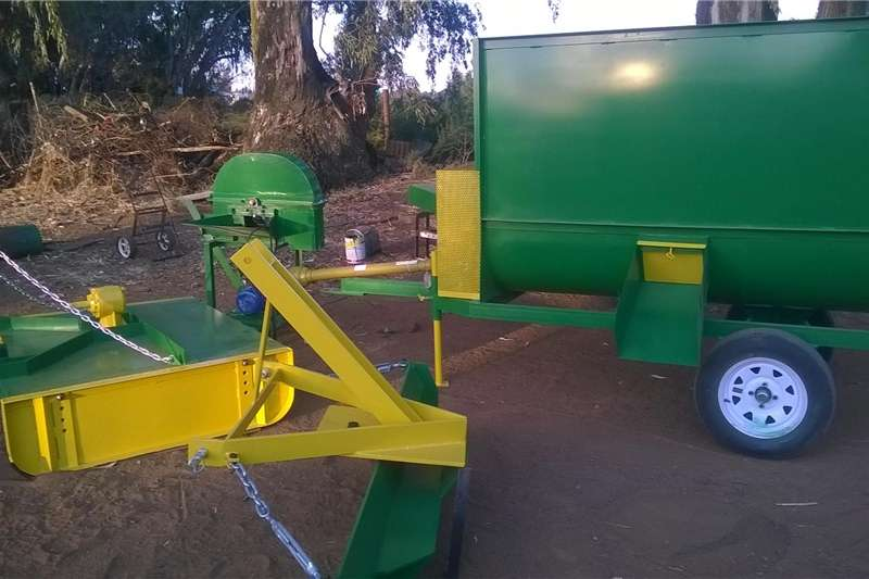 Yield mapping Feedmixers for sale Precision farming