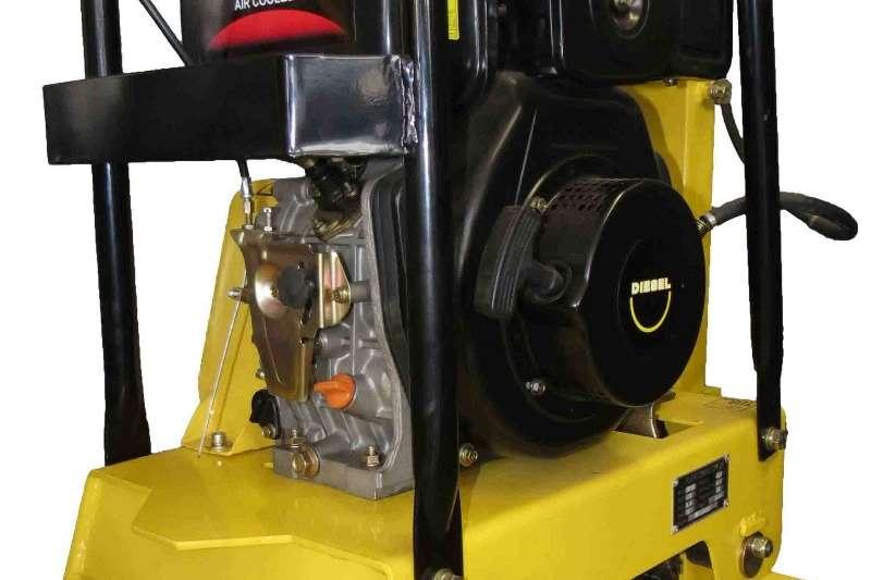 Premium Plus Tools and Equipment Plate Compactor MTCNP-30YCN