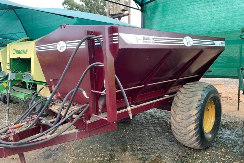 Radium Other spreaders Raduim Trans Spread 7.5 Ton Fully reconditioned Spreaders