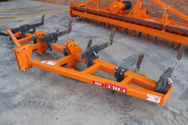 Rakes, Rippers, Rotovators Other Falc Ripuntatore 4500 Ripper 0
