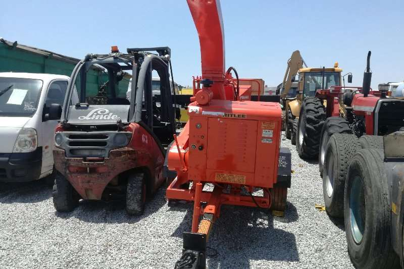 Rayco Ritlee PM440 Wood Chipper Chippers