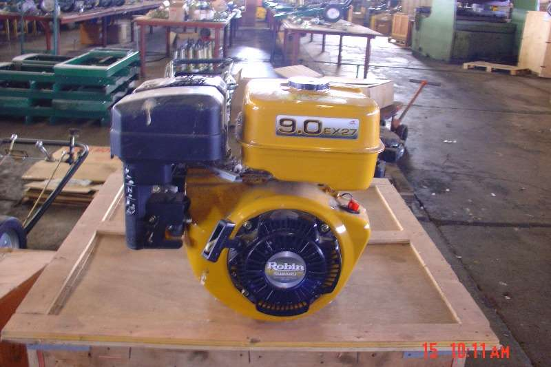 Robin Engines ROBIN/SUBARU 9.0 EX27 ENGINE FOR SALE. Components and Spares