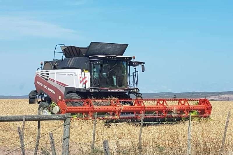 Rostselmash Grain harvesters TORUM 780 Combine harvesters and harvesting equipment