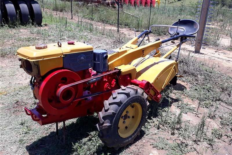 Rotovators In-Line Rotovator Ride on diesel powered Rotovator for Sale