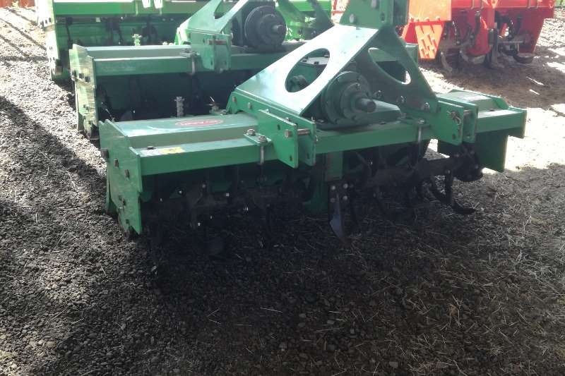 New 1.5 m Rotavator Rotovators