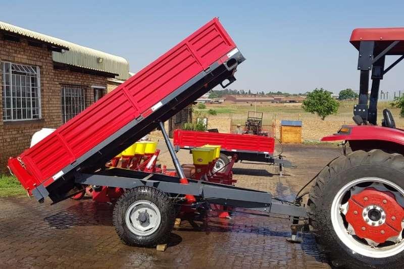 RY Agri Tipper trailer 7CX 2T tipper, 7CX 5T tipper Agricultural trailers