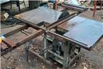 Saw 3 phase circular table saw for sale
