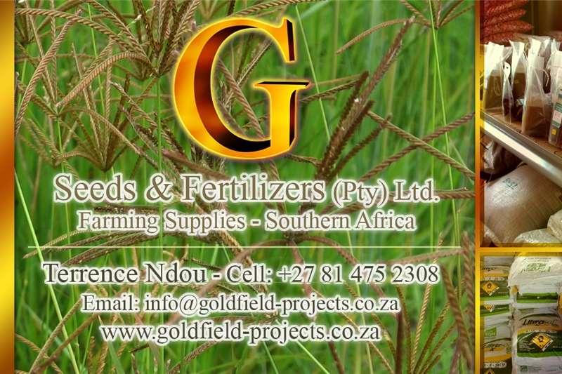 Other seeds, fertilisers and chemicals SEEDS, FERTILIZER, FUNGICIDES, PESTICIDES, SUCCULE Seeds fertilisers and chemicals