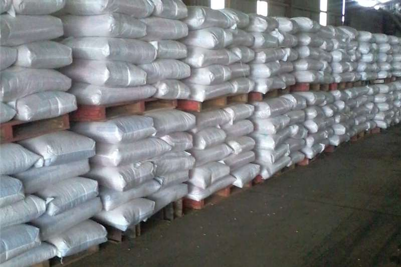 Seeds Crushed 50kg bag mielies Seeds fertilisers and chemicals