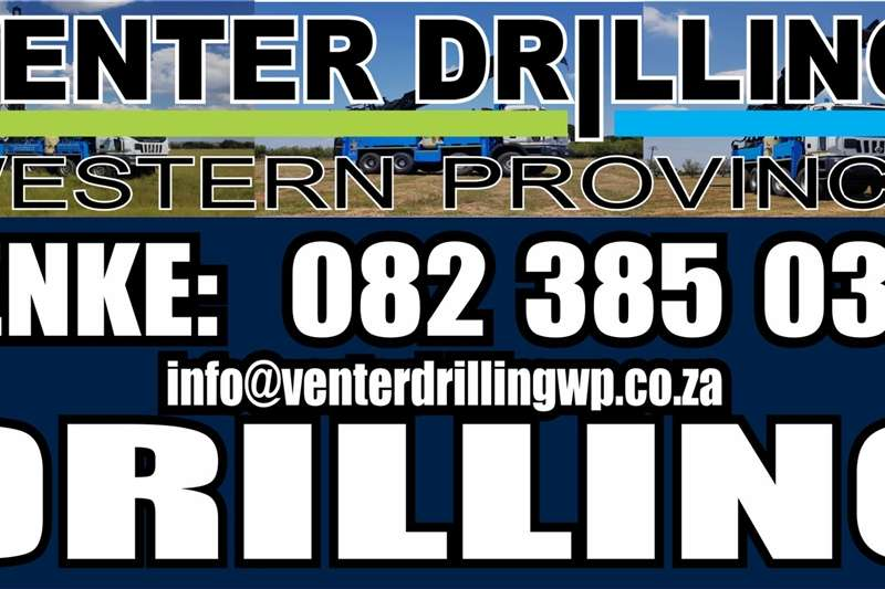 Services Borehole Drilling